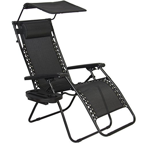 Zero Gravity Chair With Sun Canopy