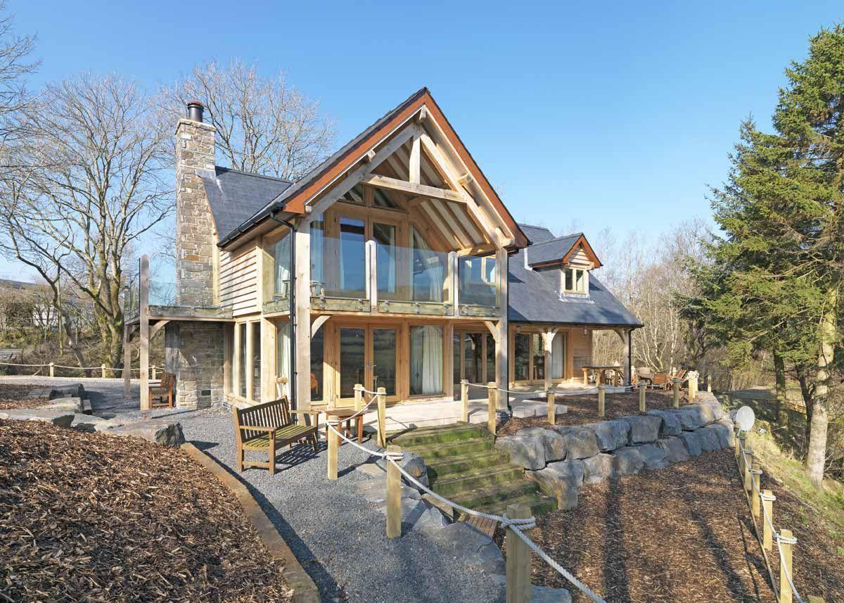 Welsh Oak Frame Dream Home In 2019