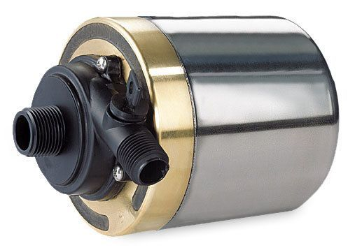 Little Giant 517012 Outdoor Living Direct Drive 115v Submersible Or Inline Pond Stainless Steel Pumps Out Fountain Pump Water Gardens Pond