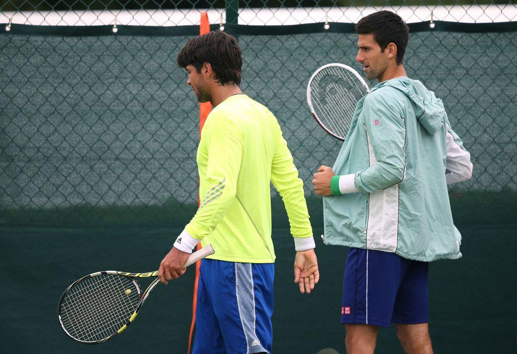 Novak Djokovic Photos Photos Wimbledon Tennis Championships Day 8 Tennis Championships Tennis Wimbledon Tennis