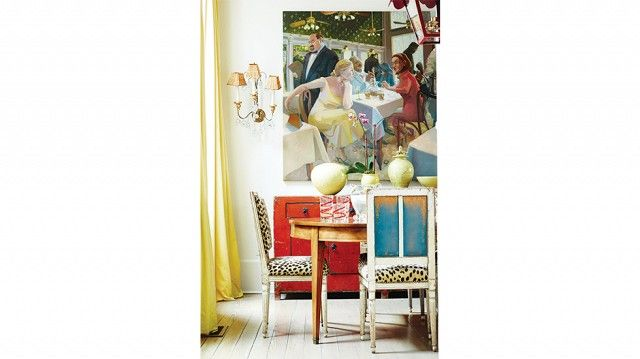 Melissa Miles Rufty:<br>No Holds Barred<br/> via @domainehome