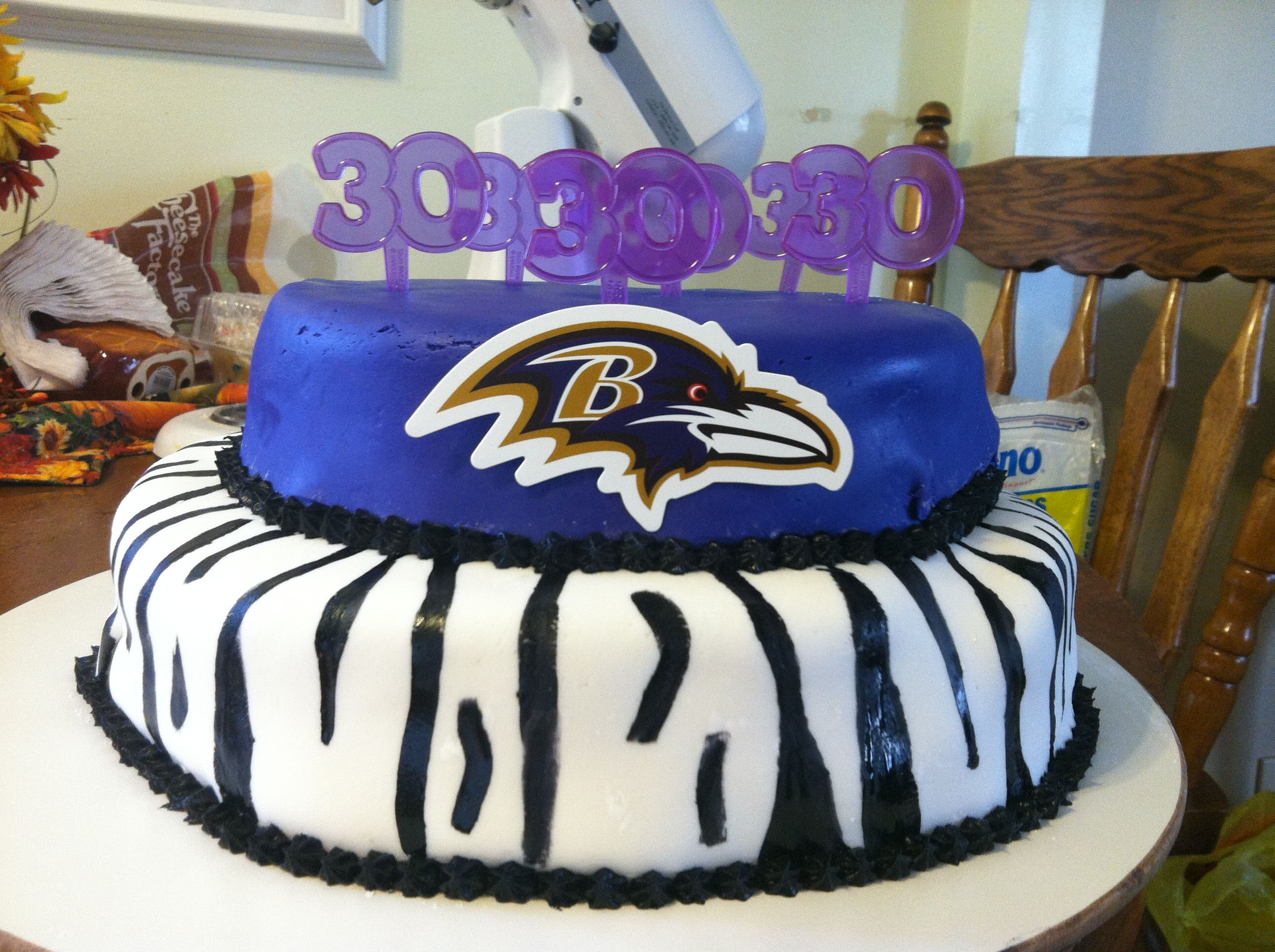 Pleasing Baltimore Ravens Jersey Cake Birthday Cards Printable Opercafe Filternl