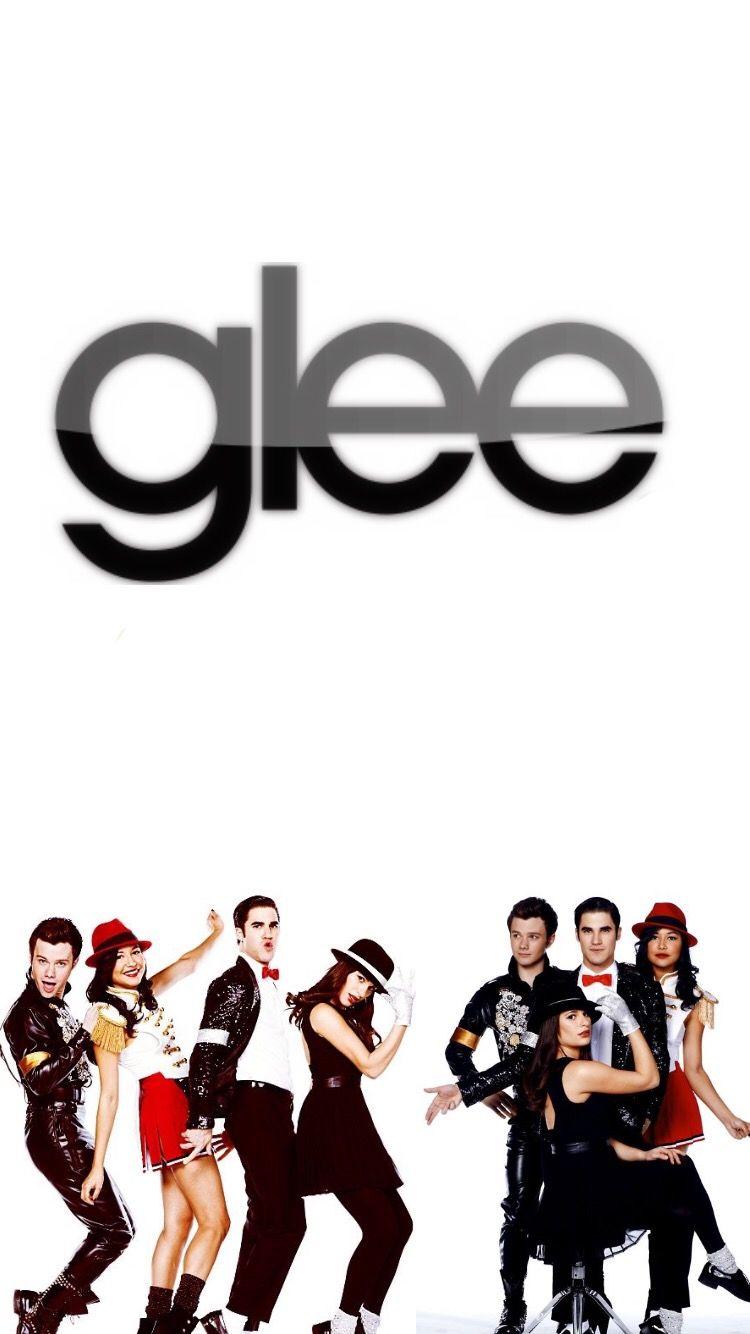 Glee Wallpaper In 2019 Glee Club Glee Glee Cast