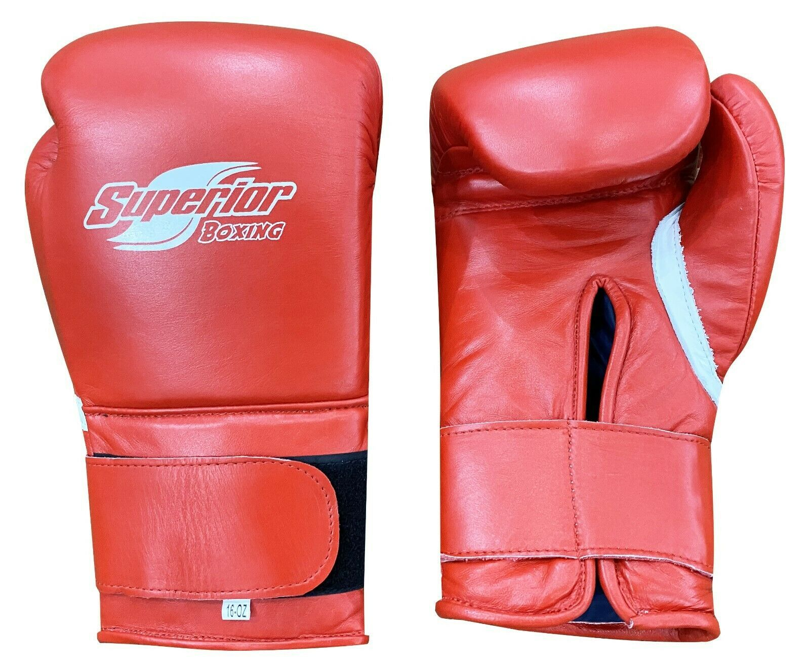 SUPERIOR Boxing Gloves Punching Training Sparring MMA Kickboxing Bag Muay Thai