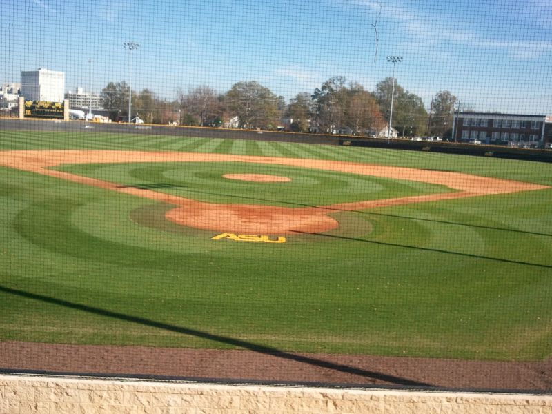 Alabama State University Baseball Field Contract Services Alabama State University Baseball Field Alabama State