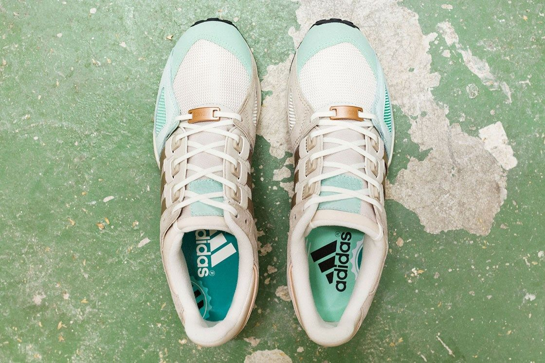 """timeless design a107c ebfeb RELEASE REMINDER The adidas Originals EQT Guidance """"Malt"""" from  Sneakersnstuffs """"Brewery Pack"""" is dropping at our shop tonight!"""