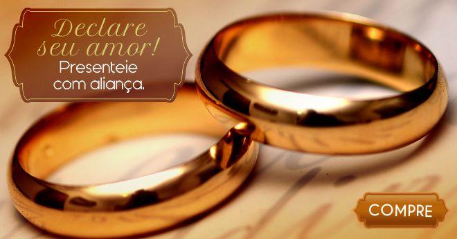 Renove sua aliança! Veja a Campanha da Allianze Alianças! Saiba mais no Blog da Revista Novas Noivas:http://bit.ly/1l3XMy5