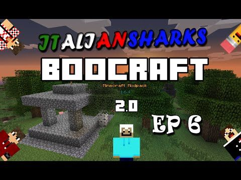 #Boocraft - Ep 6 - Wither Skull Farm - Minecraft ITA - YouTube