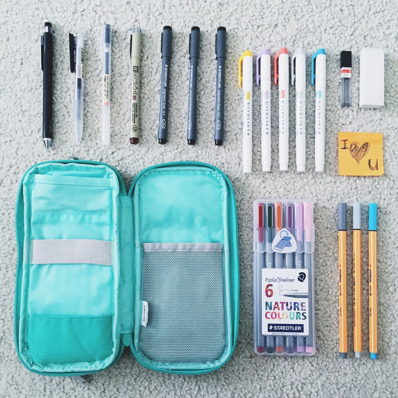 Pencil Mignon do it yourself 6