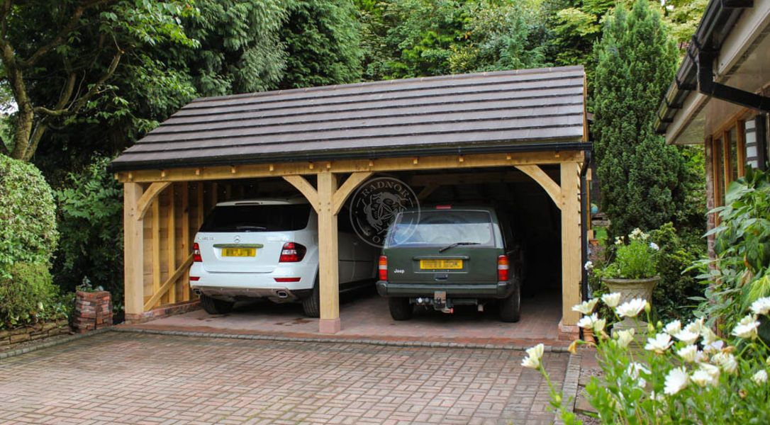 two cars carport design Quecasita (With images