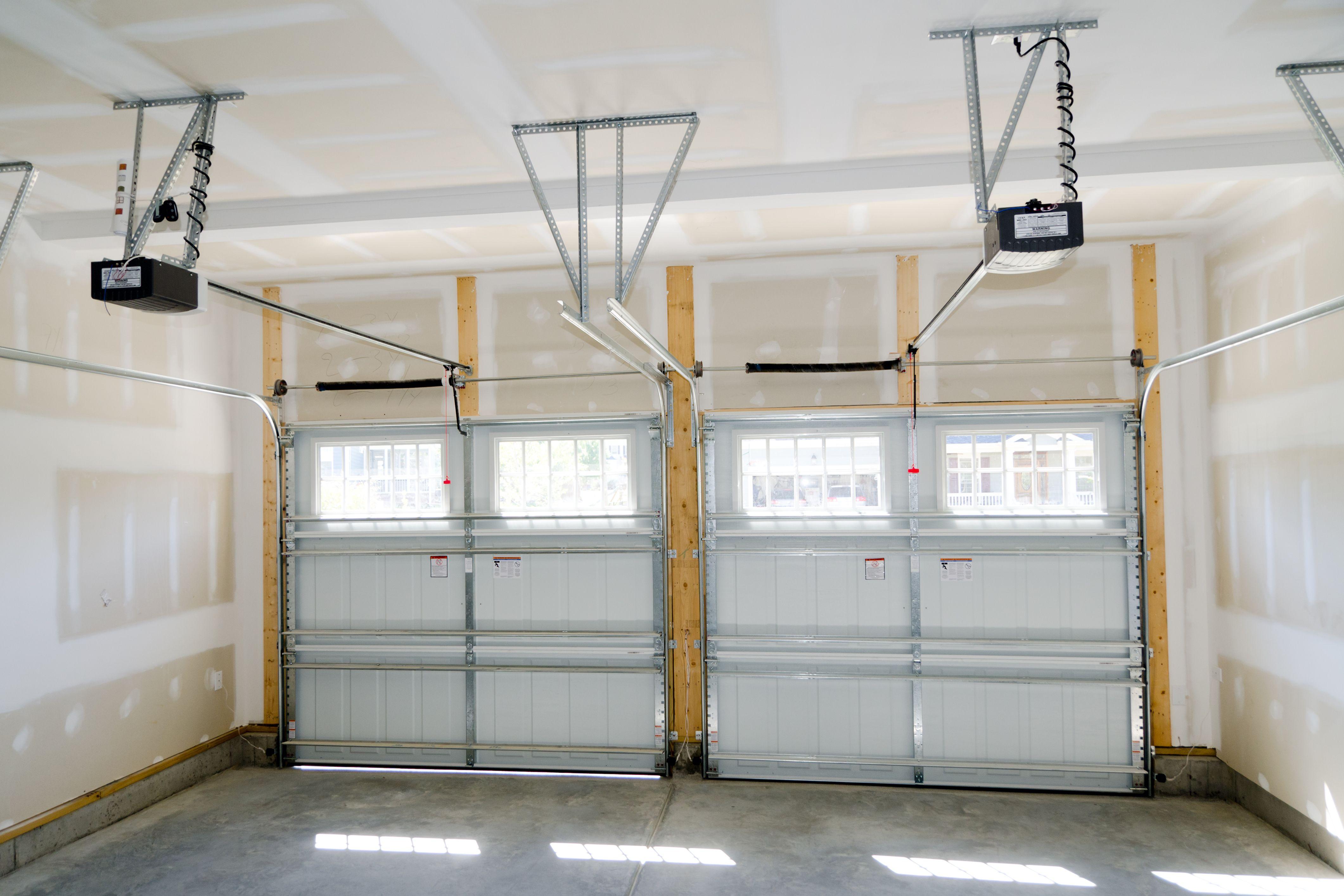 Faux Garage Door Windows House To Home Blog Garage Door Opener Installation Garage Doors Garage Door Installation