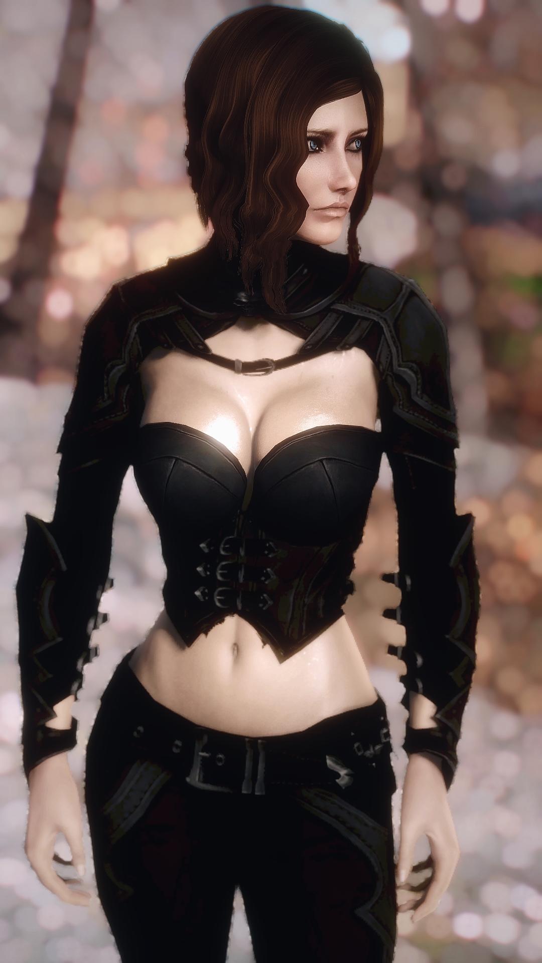 TERA Rogue (CBBE - CBBE Physics - BodySlide) at Fallout 4
