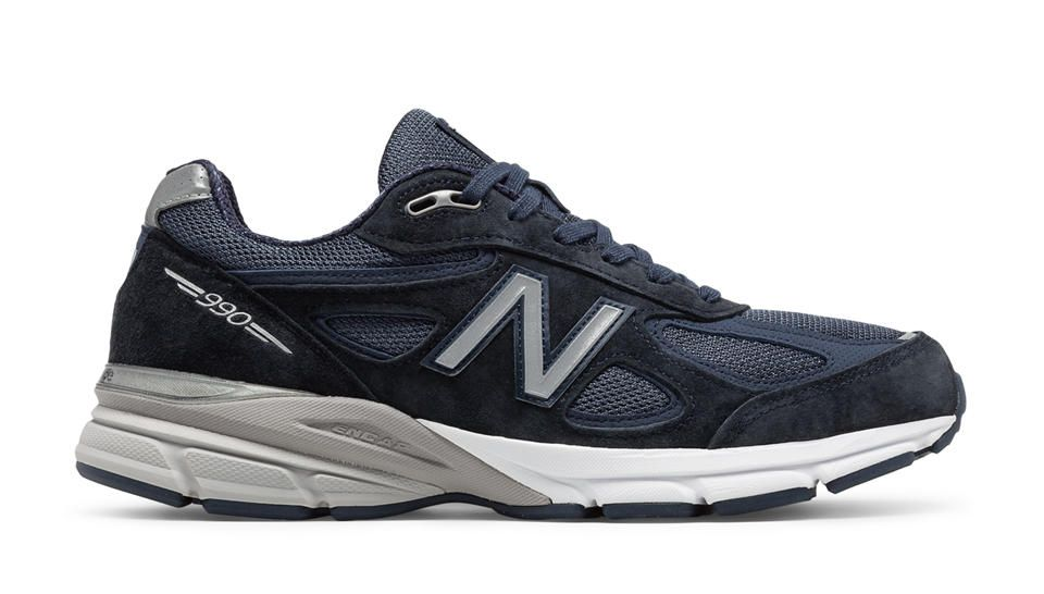 sneakers for cheap 87397 acf5a 990v4 Made in US | La Moda | New balance women, New balance ...