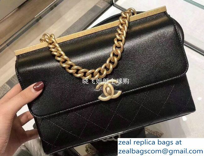 73af0c73720412 Chanel Coco Luxe Small Flap Bag A57086 Black 2018 | Luxury Bags ...