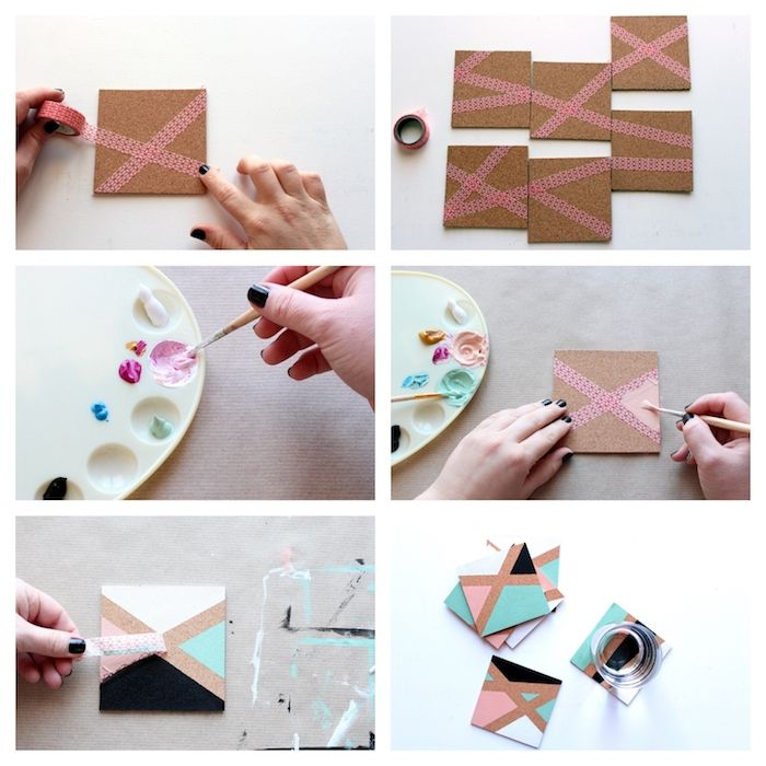 Cadeau à faire soi-même - 70 idées géniales pour toute occasion   Cadeau à faire soi même ...