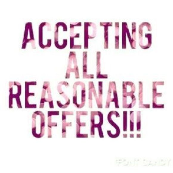 Accepting all offers Responsible offers Other