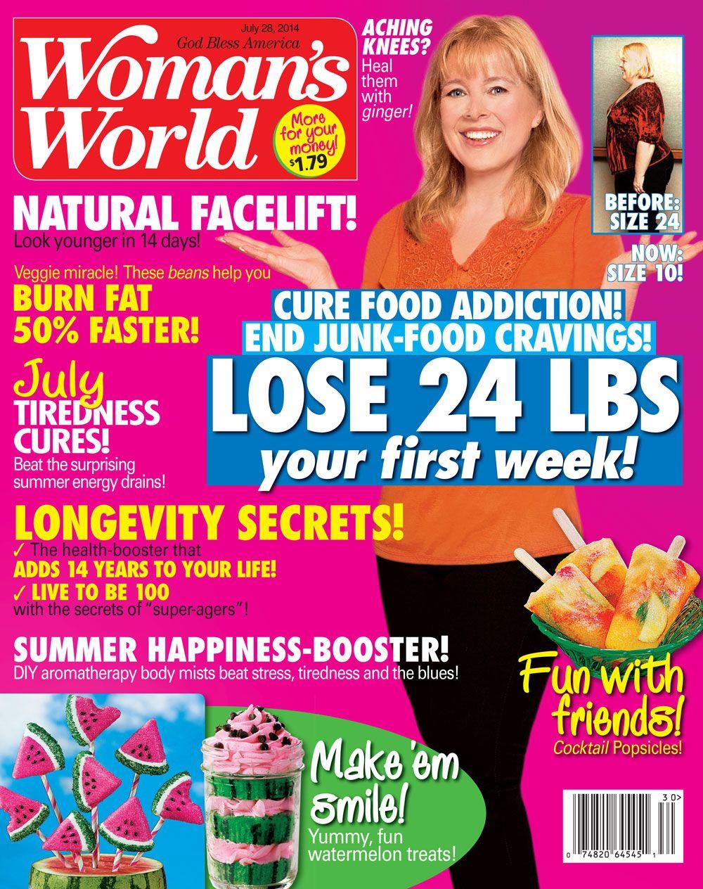 womens world magazine article on keto diet