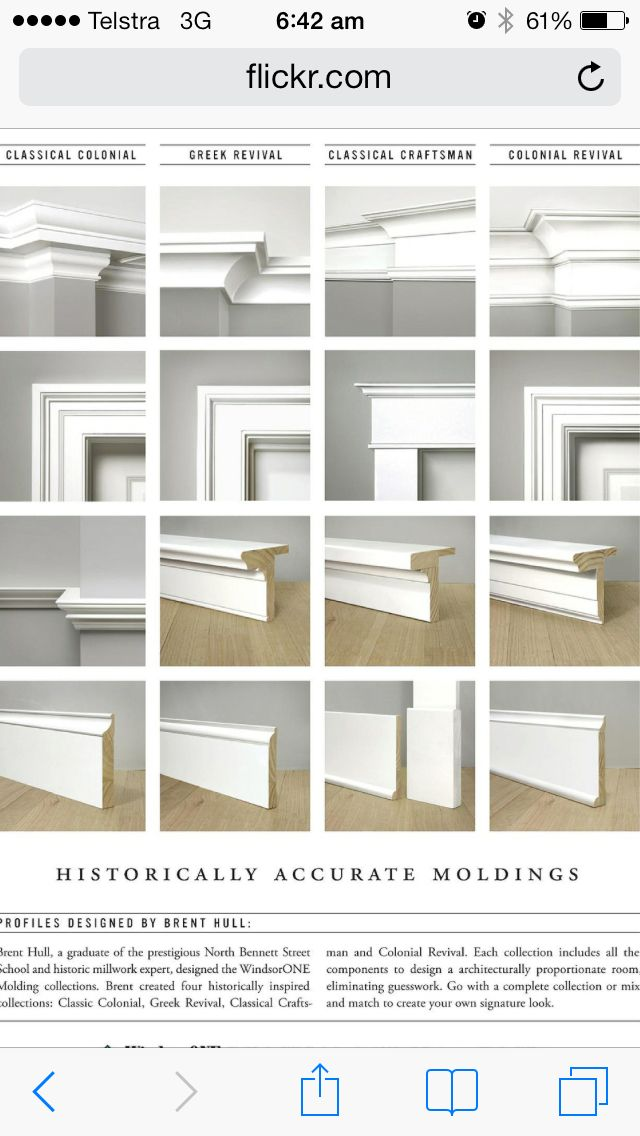 Cornice Styles For The Home Home