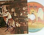 Led Zeppelin -'' In Through the Out Door'' CD Signed by Robert Plant #robertplan...#door #led #plant #robert #robertplan #signed #zeppelin #robertplant