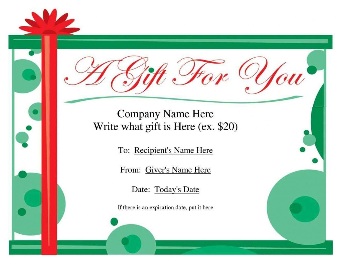 Explore Our Image Of Fishing Gift Certificate Template Christmas Gift Certificate Template Free Gift Certificate Template Gift Card Template