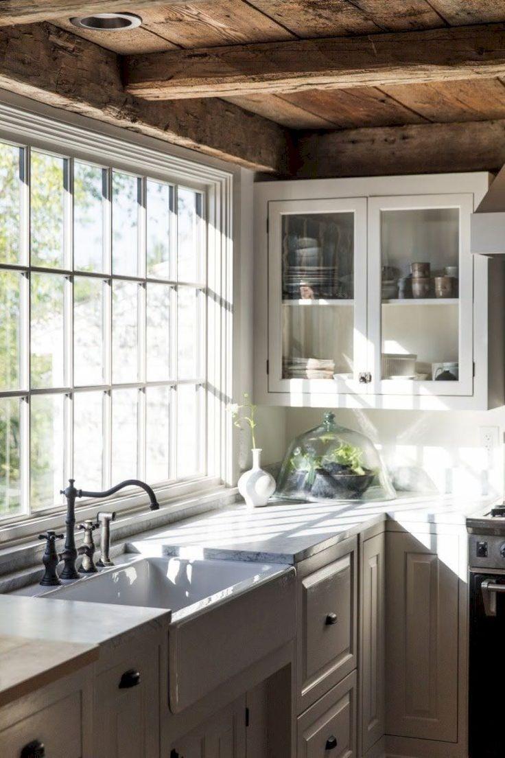 Küchenfenster ideen über spüle  prächtige beste bauernhaus waschbecken für das geld bilder