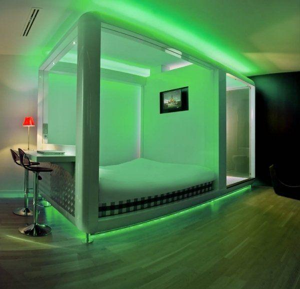 Qbic è un nuovissimo hotel di design ad Amsterdam. Le ...