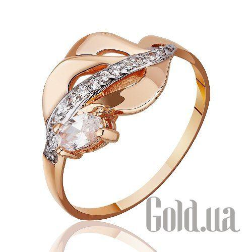 Купить Женское золотое кольцо с куб. циркониями  18193d22492de
