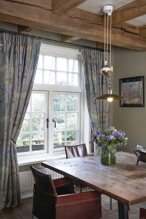 Eetkamer cottage - Doornebal Interiors | INTERIOR PROJECTS | Pinterest