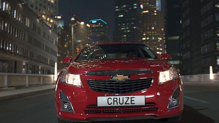 Chevrolet 'Cruze' | Framestore