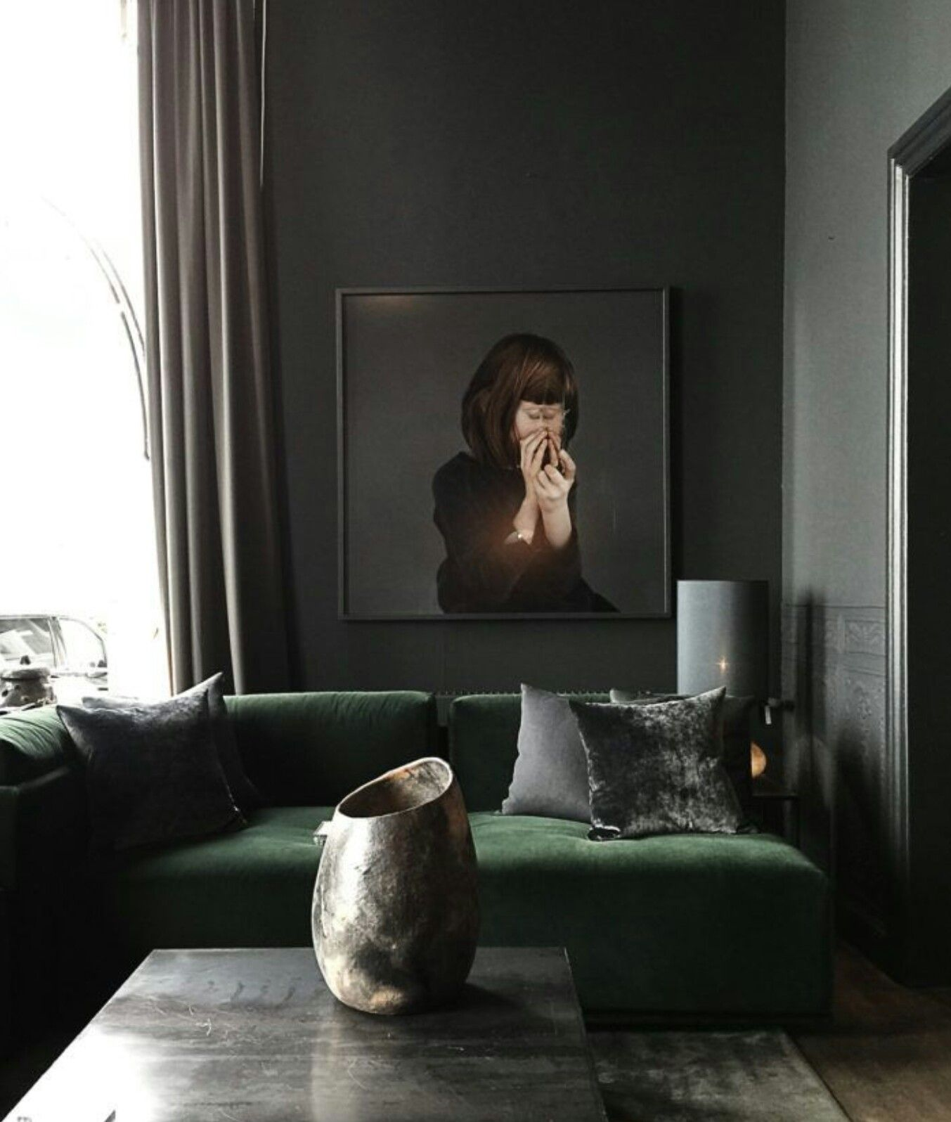 5 Bold Ways To Decorate With Velvet, A Post By Cleshawn Montague On The  Edit. Velvet Is This Seasonu0027s Hottest Trend. Here Are Five Ways You Can  Incorporate ...