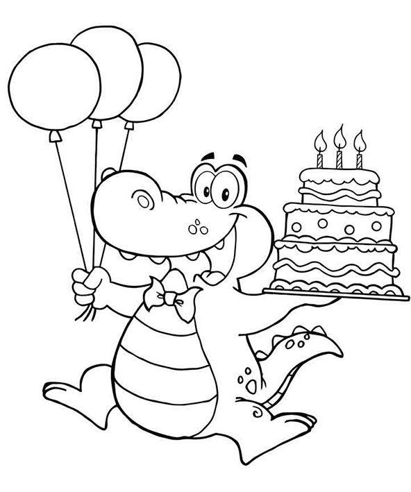 Geburtstag Ausmalbilder Ausmalbilder Fur Kinder Sonstiges