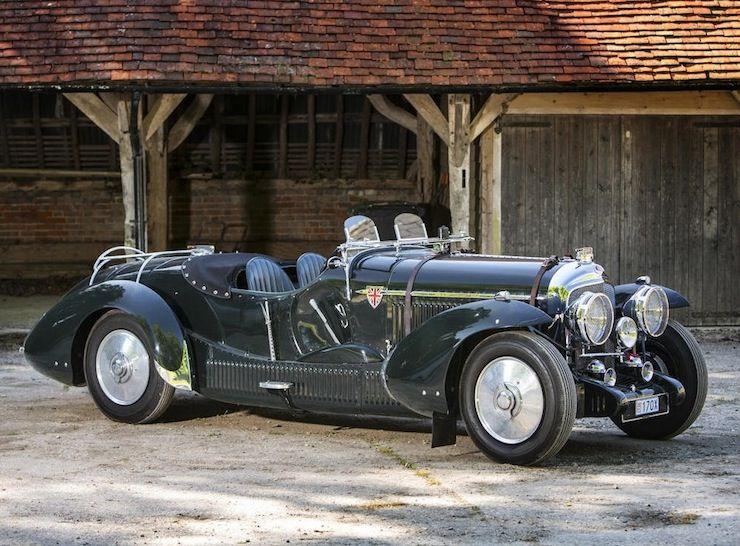 Bentley Petersen 3½ Litre Torpedo Roadster