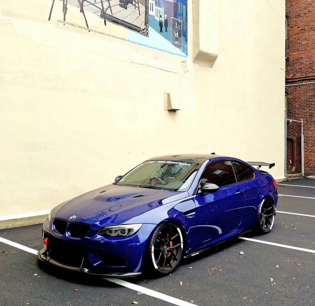 Bmw E92 M3 In Interlagos Blue M3an 13 With Images Bmw Bmw