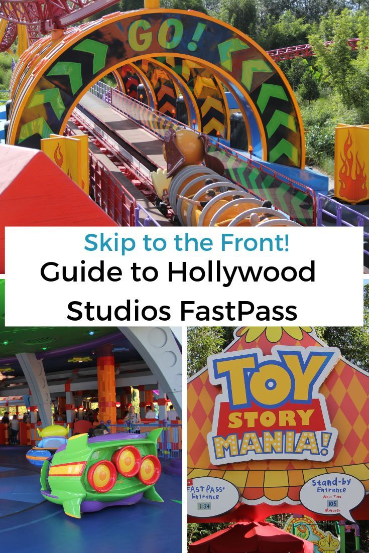 Hollywood Studios FastPass : The Ultimate Guide