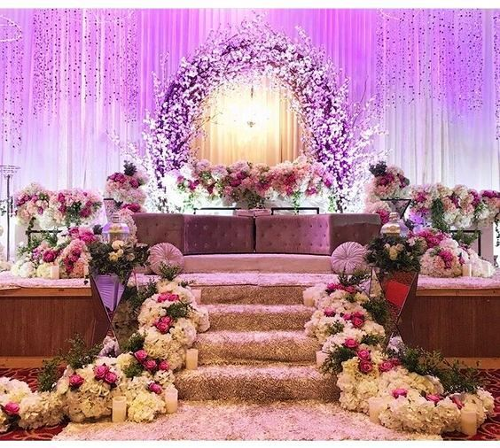 Top 24 Most Dazzling Wedding Stage Decoration That You Haven T Seen Wedding Stage Backdrop Wedding Stage Decorations Wedding Stage