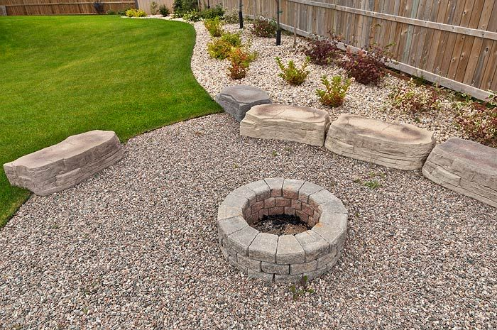 Rosetta Wall Seating Area And Sierra Grey Roman Stackstone
