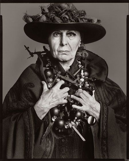 Louise Nevelson, Sculptor