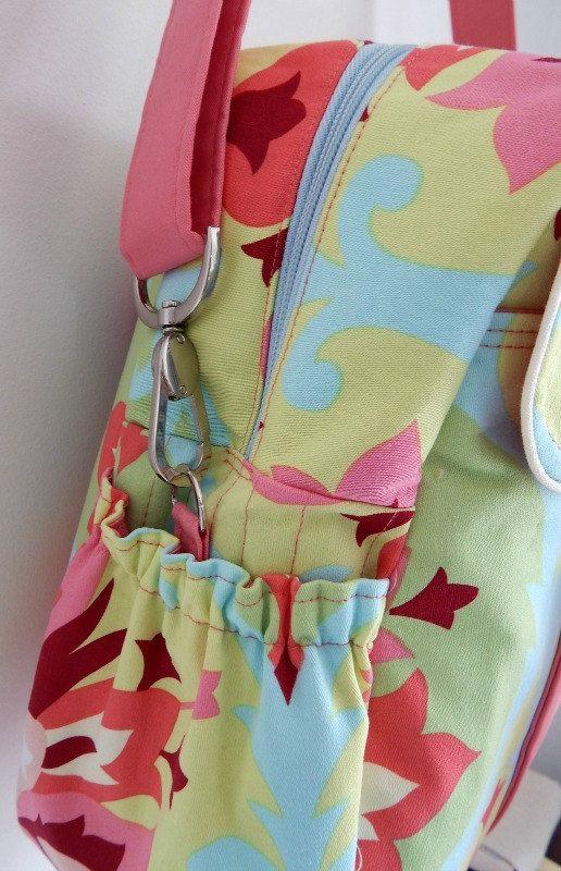 The Nappy Bag Pdf Advanced Sewing Pattern By Sewingpatternsbymrsh