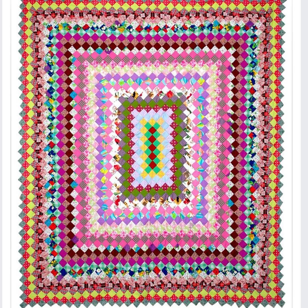 Goals I Would Love To Make This Quilt Looks Like It