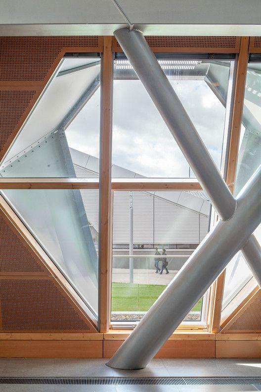 Universidade de Coventry, Faculdade de Engenharia e Computação / Arup Associates | ArchDaily Brasil