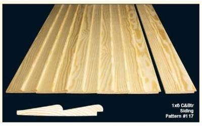 Shop 1 X6 X12 D Grade 117 Siding At Mccoy S In 2020 Wood Siding Types Southern Pine Wood Siding