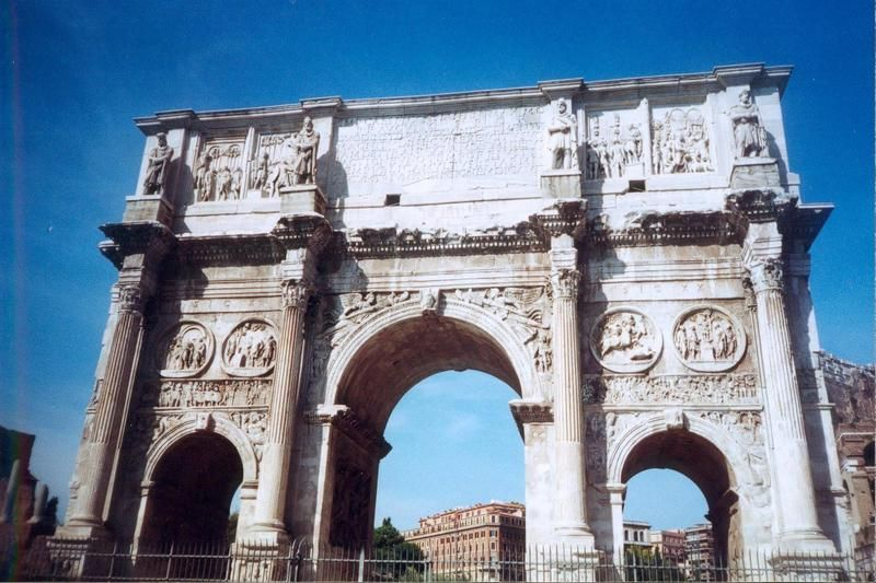 Ancient Rome architecture. | Europe! | Pinterest | Traditional ...
