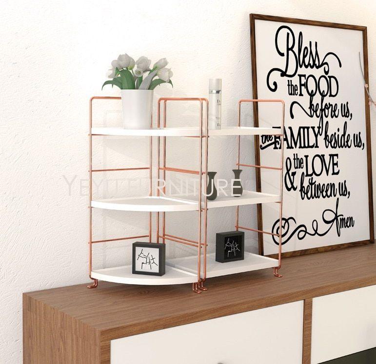 Cheap Organizer Rack Buy Quality Shelf Rack Directly From China Storage Shelf Rack Suppliers Modern Desig Shelf Organization Storage Shelves Cosmetic Storage