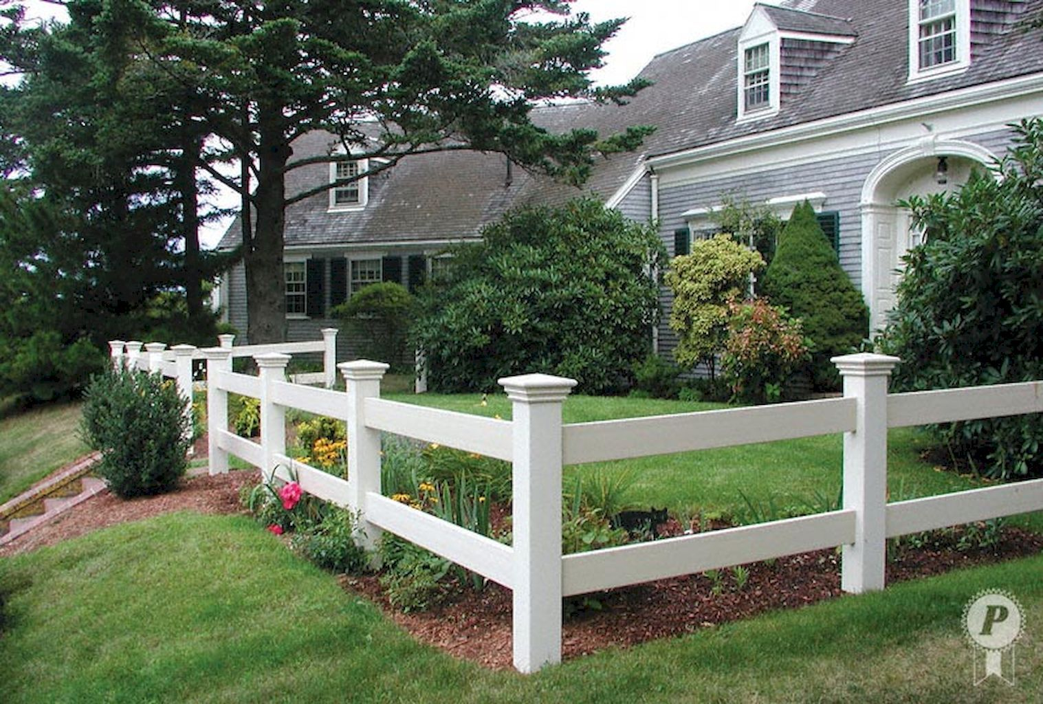 65 simple low maintenance front yard landscaping ideas on. Black Bedroom Furniture Sets. Home Design Ideas