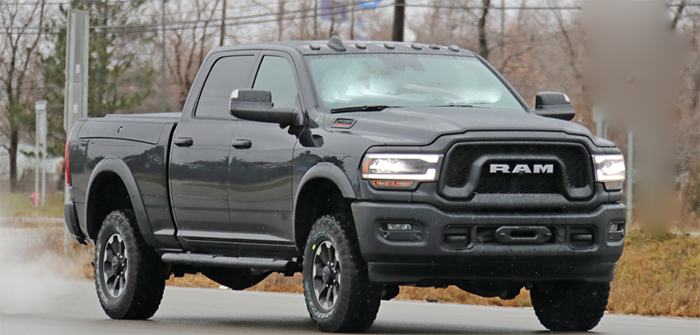 The 2020 Ram Hd 2500 Spied Release Date And Price The New Generation Of Ram 2500 Power Wagon Was Cough On The Street Ram Power Wagon Power Wagon Dodge Wagon