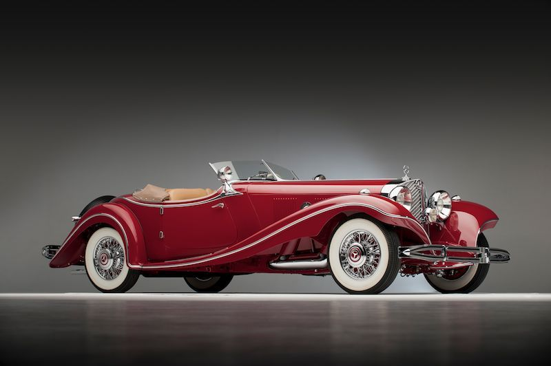 Mercedes Benz K Roadster Classic Cars Pinterest