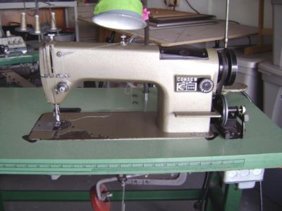 Consew 40 Industrial Sewing Machine Hobies Pinterest Sewing Delectable Consew 230 Sewing Machine