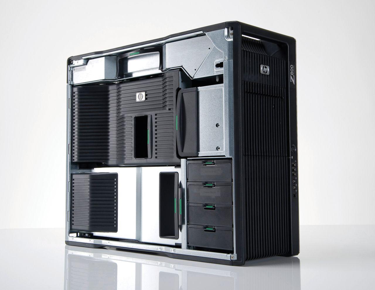 HP Z800 Workstation - Dual CPU v3 (CTO) | Workstations