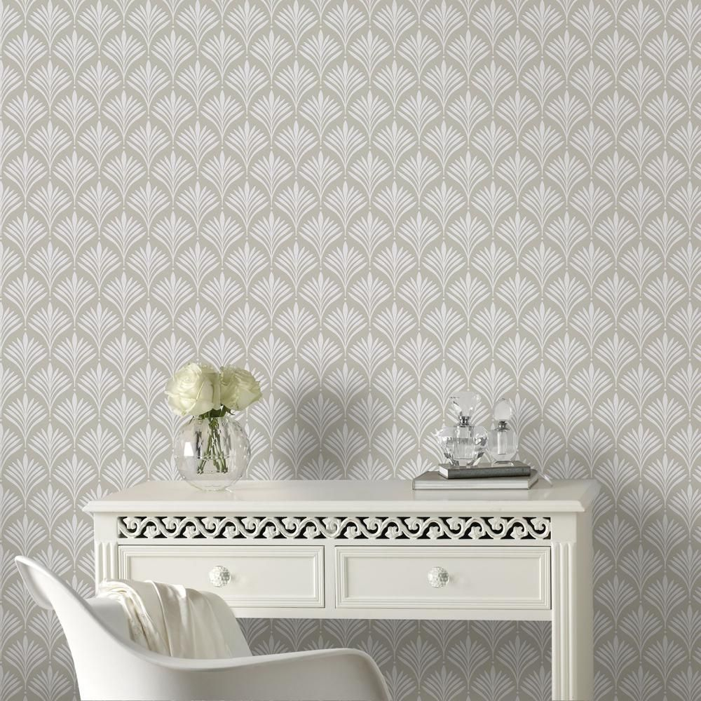 Graham Brown Bonnie Geo Gold And White Removable Wallpaper Sample 10411594 Papel Pintado Sobres De Papel
