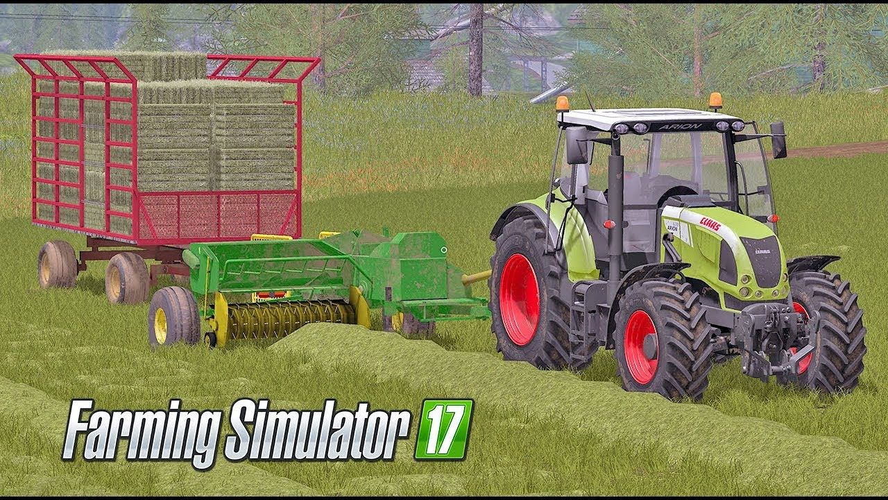 farmingsimulator17 LS17 FS 2017 Mods: Hay Business Expansion - New